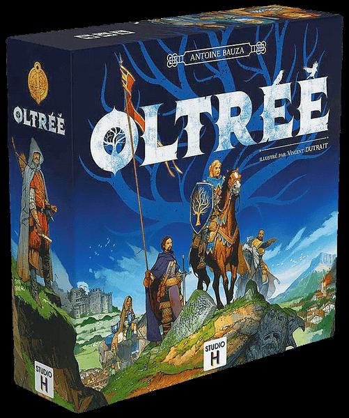 Oltree Board Game cover artwork