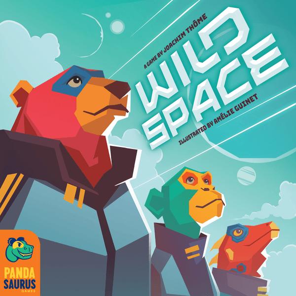 Wild Space Game box artwork