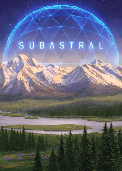 Subastral cover artwork