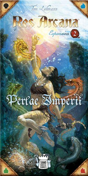 Res Arcana Perlae Imperii cover artwork