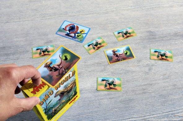 Dino World HABA Setup