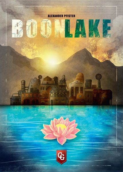 Boonlake Board Game cover