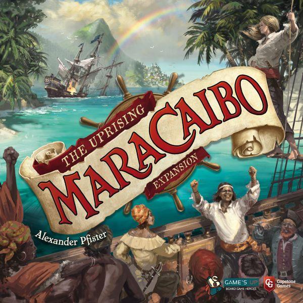 Maracaibo The Uprising cover