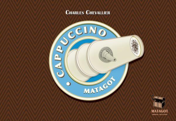 Cappuccino Board Game cover artwork