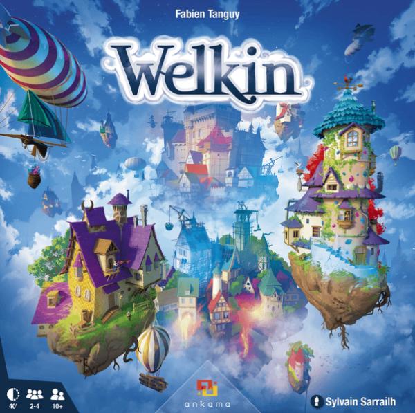 Welkin Board Game cover artwork