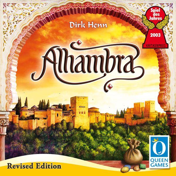 Alhambra Revised Edition cover artwork