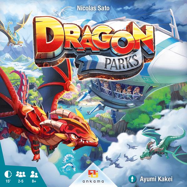 Dragon Parks Board Game cover artwork