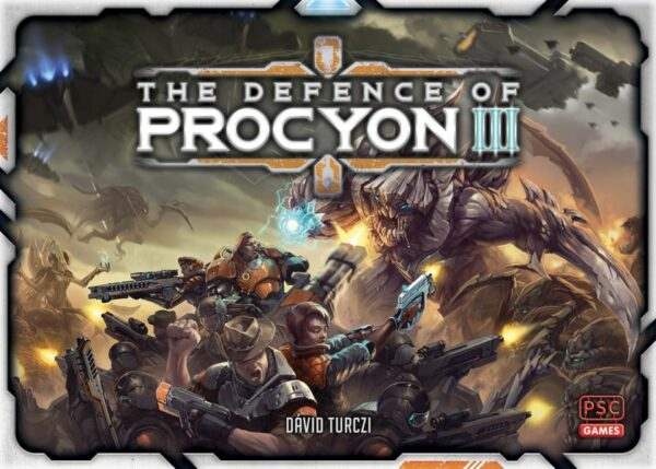 Defence of Procyon III cover artwork