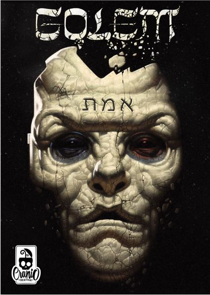 Golem Board Game cover artwork