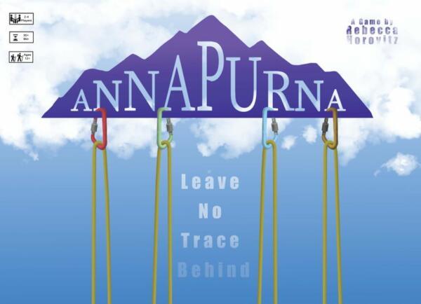 Annapurna Board Game cover artwork