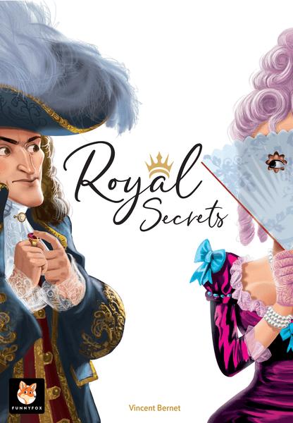 Royal Secrets card game cover