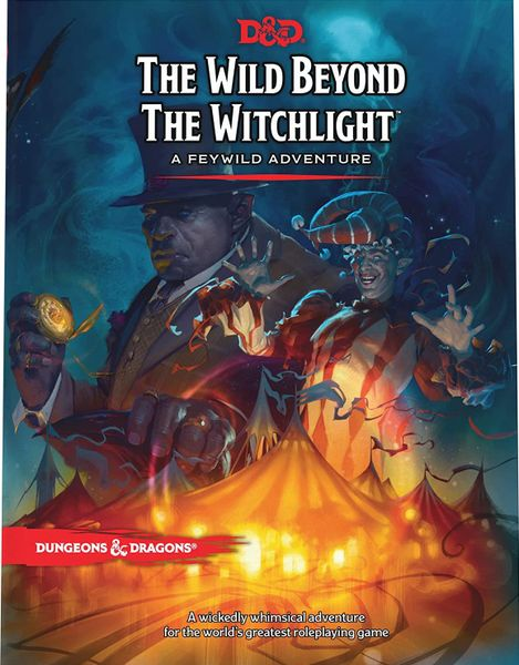 The Wild Beyond the Witchlight cover artwork