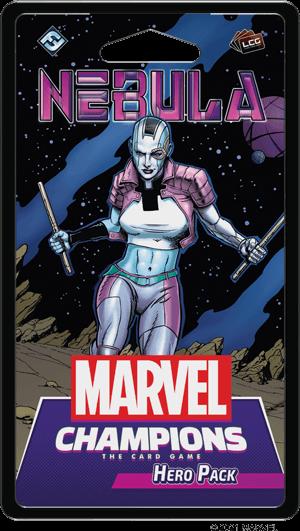 Nebula Hero Pack artwork