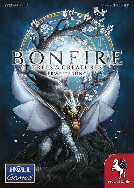 Bonfire: Trees & Creatures cover artwork