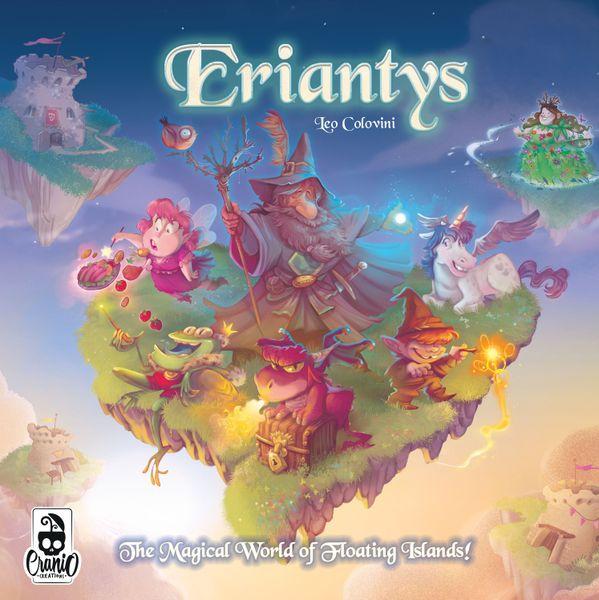 Eriantys (Cranio Creations) cover artwork