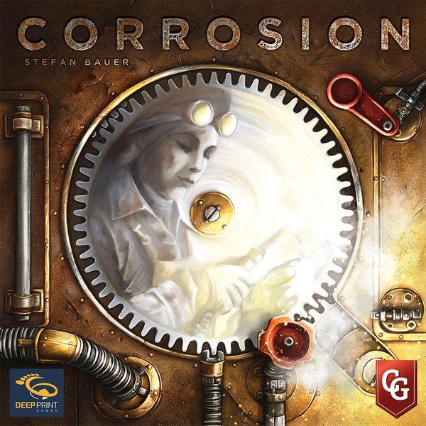 Corrosion Board Game cover artwork