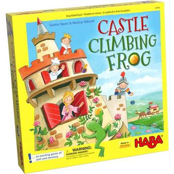 Castle Climbing Frog (HABA) cover