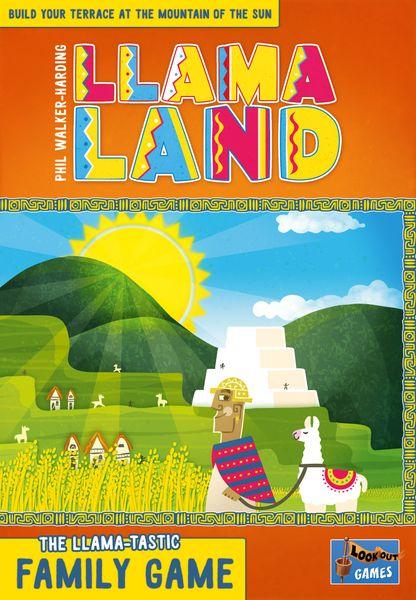 Llamaland (Lookout Games) cover artwork