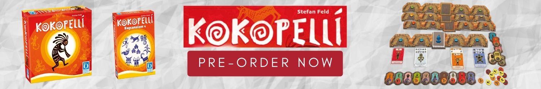 Kokopelli Pre-order banner