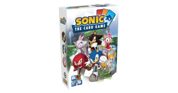 Sonic the Card Game (Steamforged Games) cover artwork