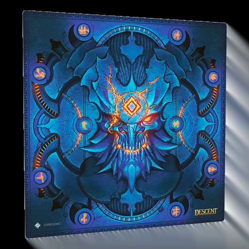 Descent Legends of the Dark Game Mat
