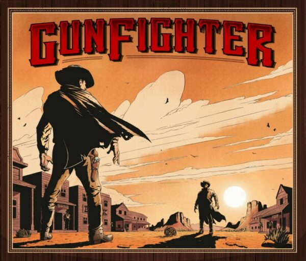 Gunfighter Card Game (Everything Epic) cover artwork