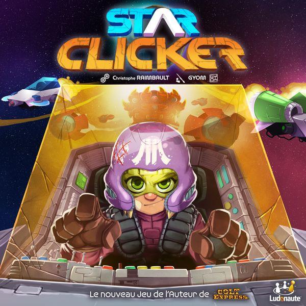Star Clicker cover artwork