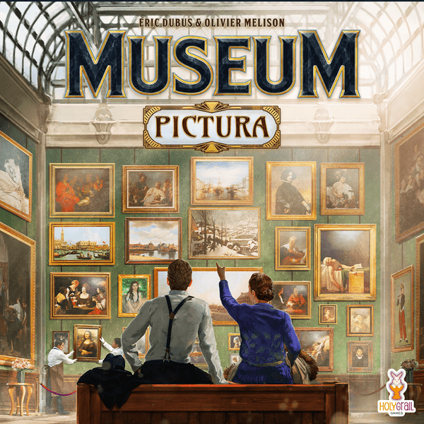Museum Pictura (Holy Grail Games) cover
