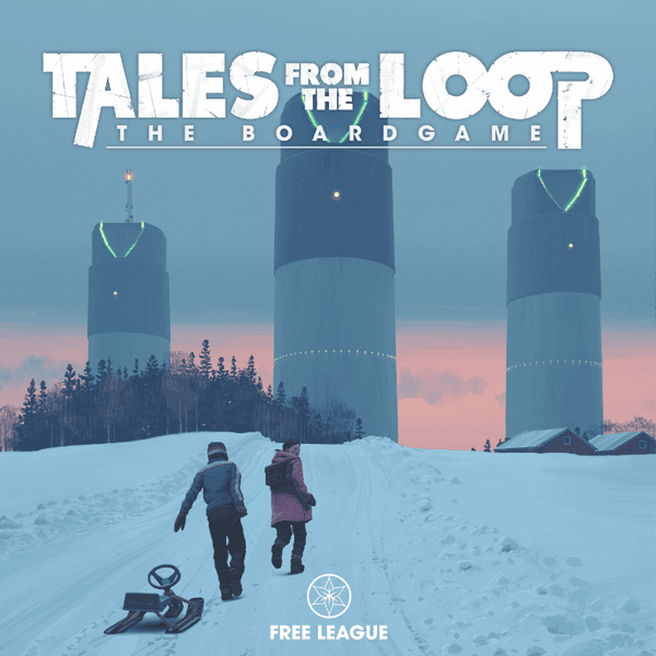 Tales From the Loop - The Board Game cover artwork