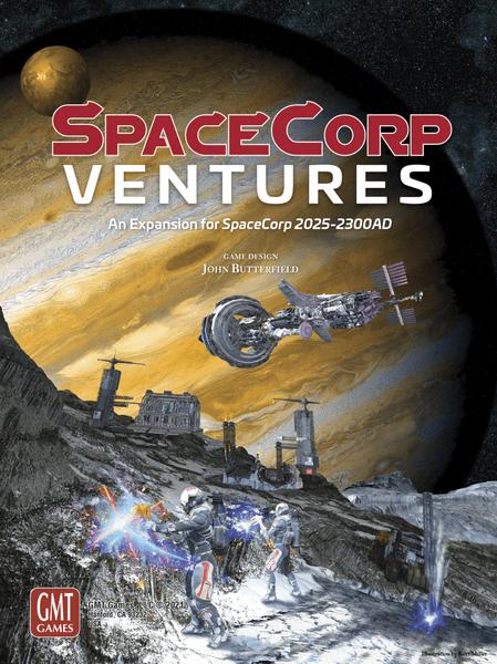 SpaceCorp Ventures on meeplescorner.co.uk