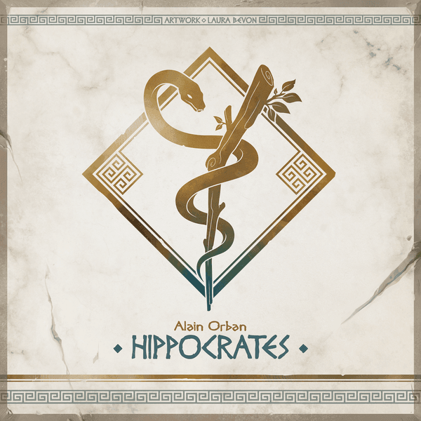 Hippocrates Board Game (Game Brewer) cover