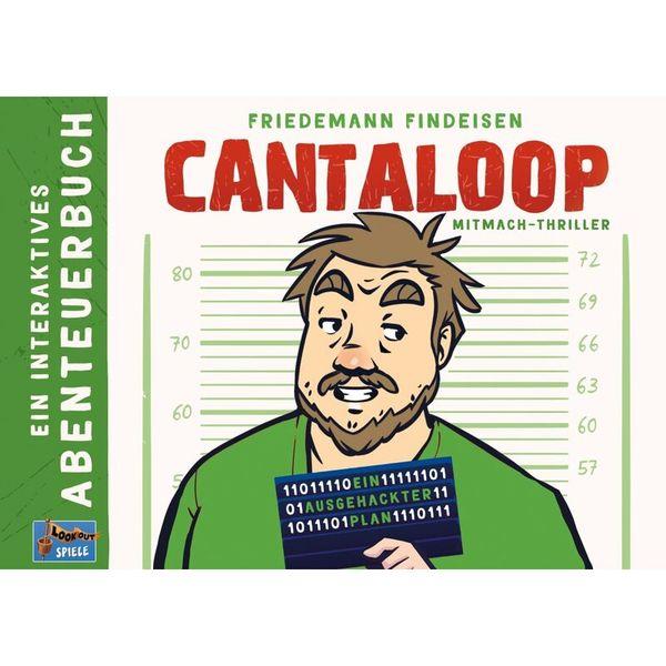 Cantaloop Book 2 - A Hack of a Plan cover artwork