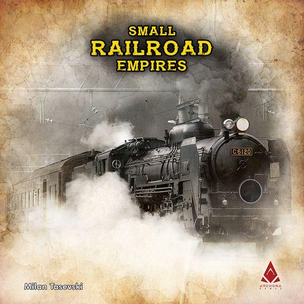 Small Railroad Empires cover artwork