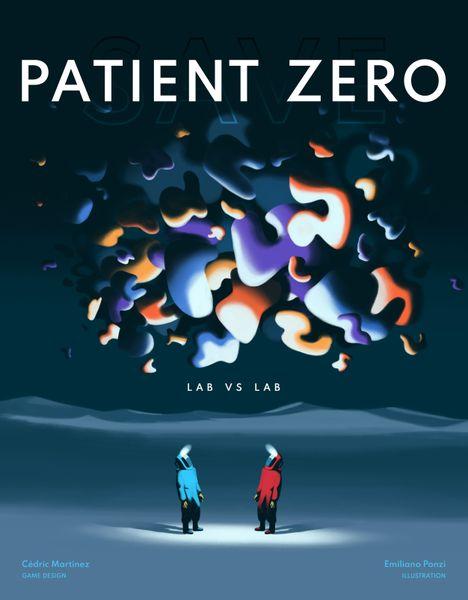 Save Patient Zero (Helvetiq) cover artwork
