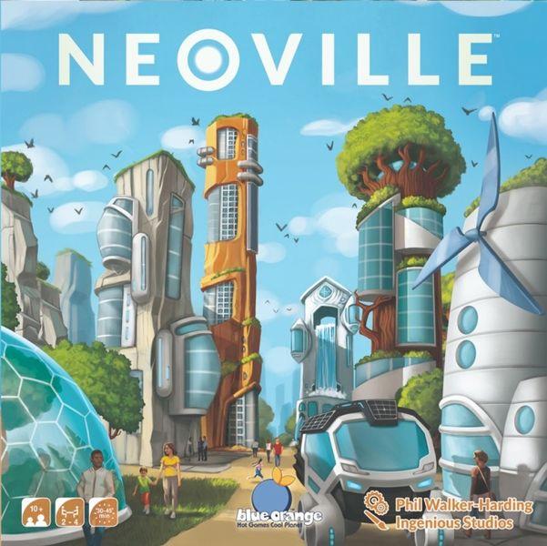 Neoville (Blue Orange Games) cover artwork