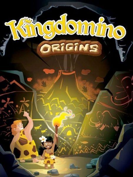 Kingdomino Origins cover artwork
