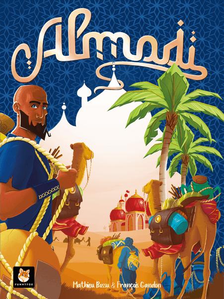 Almadia (Sunnyfox) cover artwork