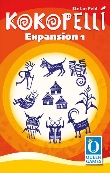 Kokopelli expansion cover artwork