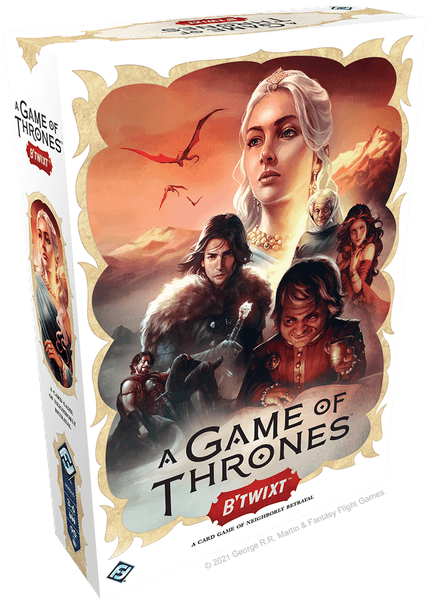 A Game of Thrones B'Twixt cover artwork