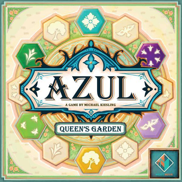 Azul Queen's Garden (Michael Kiesling) cover artwork