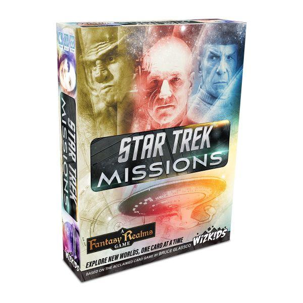 Star Trek Missions (Wizkids) cover artwork