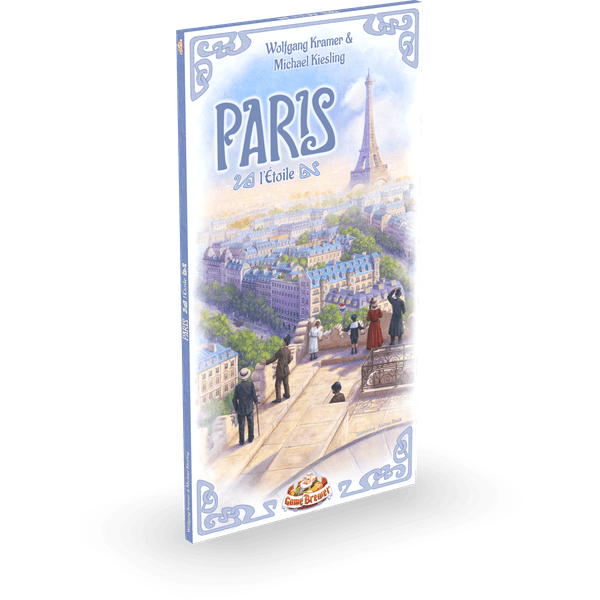 Paris l'Étoile (Game Brewer) cover artwork