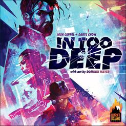 In Too Deep Board Game cover
