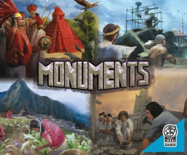 Monuments (Keep Exploring Games) cover