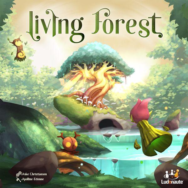 Living Forest Board Game (Ludonaute) box
