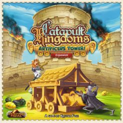 Catapult Kingdoms Artificer's Tower Expansion cover