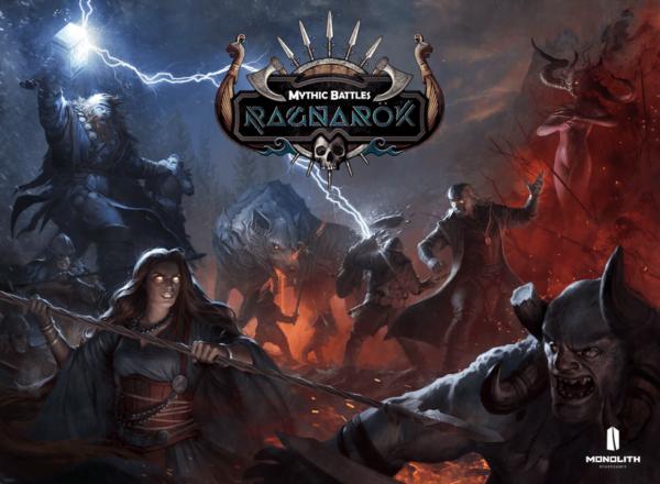 Mythic Battles Ragnarök (Retail Edition) cover