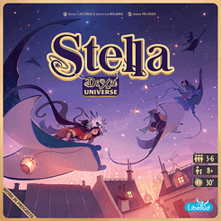Stella Dixit Universe (Libellud) cover