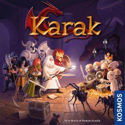 Karak (Kosmos) cover artwork