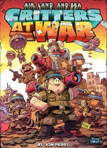 Air Land & Sea Critters at War (Arcance Wonders) box cover